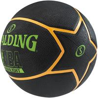 Spalding NBA Highlight Black/neongreen Str. 7
