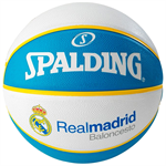 Spalding Euroleague Real Madrid Basketball Str. 7