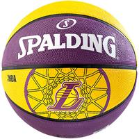 Spalding NBA Teamball L.A.Lakers Basketball Str. 7