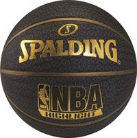 Spalding NBA Highlight Black Outdoor Str. 7